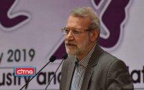 لاریجانی در توصیه به وزیر صمت: با توجه به شرایط امروز، مقررات خاصی را برای تولید در نظر بگیرد