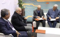 امضای تفاهمنامهی اجرای پروژههای شهر هوشمند در حاشیهی تلکام پلاس 98