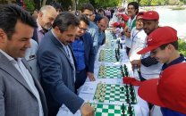بزرگترین مسابقه سیمولتانه شطرنج با حمایت همراه اول برگزار شد