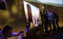 نمایش استثنایی ترین تلویزیون سونی در نمایشگاه CES