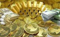 آخرین قیمت طلا، سکه و دلار امروز ۹۹/۰۷/۲۲