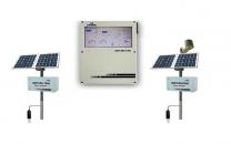 فیلم/ راه اندازی سیستم آبیاری هوشمند در باغات جهرم
