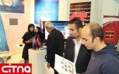 گزارش تصویری سیتنا از دومین روز نمایشگاه تلکام 2012