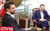 گزارش تصویری/ تحویل رسمی سکان وزارت ارتباطات به وزیر جوان