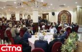 تصاویر شخصیتها در مراسم دامادی فرزند رئیس مجلس