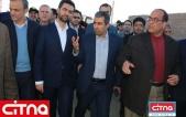 بازدید وزیر ارتباطات از مناطق زلزله زدهی استان کرمان (+تصاویر)