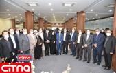 گزارش تصویری سیتنا از بازدید اعضای کمیسیون صنایع مجلس از مرکز کنترل عملیات شبکه شرکت مخابرات