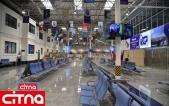 """آغاز توزیع ماهنامهی """"نسل چهارم"""" در فرودگاه بین المللی پیام کرج (گزارش تصویری)"""