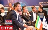 گزارش تصویری/ افتتاح پروژههای شرکت ارتباطات زیرساخت در هفتهی ارتباطات