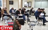 """گزارش تصویری سیتنا از سومین دوره آزمون تعیین سطح مربیان در """"طرح سرباز ماهر"""""""