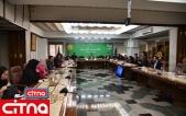 گزارش تصویری سیتنا از نشست خبری رییس مرکز توسعه تجارت الکترونیک و مدیران آن مرکز