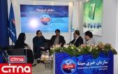 گزارش تصویری/ مهمانان سیتنا در سومین روز نمایشگاه ایران تلکام 2018
