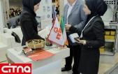 گزارش تصویری سیتنا از بازدیدکنندگان پاویون ایران در نمایشگاه تلکام مجارستان