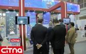 گزارش تصویری بازدید معاون وزیر ارتباطات آذربایجان از پاویون ایران در نمایشگاه تلکام بوداپست/ دعوت از شرکتهای ایرانی برای حضور در نمایشگاه باکوتل؛ ابراز تمایل برای گسترش همکاریهای شرکتهای ایرانی با اپراتورهای آذربایجانی