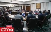 گزارش تصویری/ نخستین نشست خبری قائم مقام وزیر صنعت، معدن و تجارت در امور بازرگانی