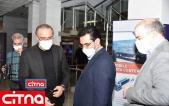 بازدید وزیر ارتباطات از نمایشگاه دومین رویداد معرفی دستاوردهای بومی سازی زیرساخت اطلاعاتی شبکهی ملی اطلاعات (گزارش تصویری)