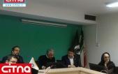 اثنی عشری رئیس و یوسفی زاده نایب رییس اول هیات مدیره سازمان نصر تهران شدند (+گزارش تصویری)