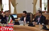 گزارش تصویری/ آغاز اجلاس چهارجانبهی وزرای ارتباطات ایران، روسیه، ترکیه و جمهوری آذربایجان در تهران