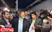 افتتاح ششمین نمایشگاه صنایع بومی پدافند غیرعامل با حضور سردار جلالی (+تصاویر)
