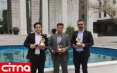 کسب ٣ تندیس ویژه از جشنواره ملی امتنان همزمان با سالروز تولد ٢۵ سالگی شرکت نیان الکترونیک