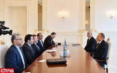 ارائه گزارش دستاوردهای ایران در حوزه ICT به رئیس جمهور آذربایجان