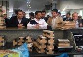 وزیر ارتباطات در بازدید سرزده از منطقه پستی شمال تهران: با همت مضاعف برای تامین هر چه بیشتر رضایت مردم تلاش کنید