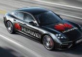 هدایت خودکار پورشه با هوش مصنوعی Huawei Mate 10 Pro