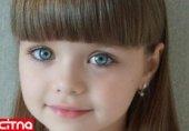دختر بچهی زیبای روس با 500 هزار فالوئر در اینستاگرام! (+تصاویر)