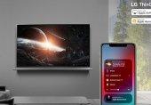 تلویزیونهای هوشمند الجی از AirPlay 2 اپل پشتیبانی میکنند