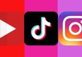 اینستاگرام و یوتیوب برای پشت سر گذاشتن تیک تاک در تلاشند