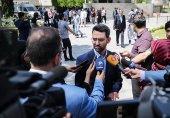 فیلم/ طرح احتمال عدم موفقیت در پرتاب ماهوارهی ایرانی ظفر به فضا توسط آذری جهرمی