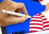 پشتیبانی آیفونهای جدید از قلم دیجیتال