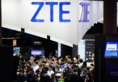 موافقت آمریکا با لغو تحریمهای گروه ZTE چین