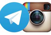 اختلال در تلگرام و اینستاگرام موبایلها