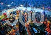 115 شرکت چینی در فهرست 500 شرکت قدرتمند جهان