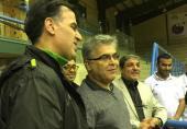 سرپرست سازمان تامین اجتماعی در اردوی تیم فوتبال ذوب آهن اصفهان حضور یافت