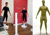 پروژه جدید آمازون برای اسکن سه بعدی بدن انسانها