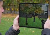 تماشای دیوار برلین با کمک فناوری واقعیت مجازی