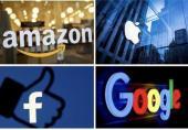 تحقیقات از فیسبوک، آمازون، اپل و گوگل برای خرید شرکتهای کوچک