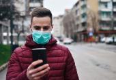 جلوگیری از شیوع ویروس کرونا با استفاده از اطلاعات موقعیت مکانی موبایل
