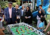 نخستین رویداد از سلسله رویدادهای با خانواده در وزارت ارتباطات برگزار شد
