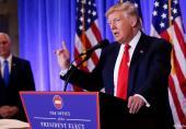 اذعان ترامپ به نقش روسیه در ماجرای هک انتخاباتی آمریکا