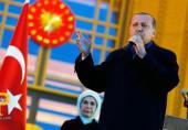 طرفداران اردوغان آیفونهای خود را شکستند!