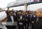 عکس | وزیر جوان در راهپیمایی 22 بهمن بندرعباس