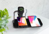 شارژ سریع انواع گوشی و ساعت با شارژر ZENS