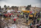 ویدئو / عملیات نجات در روز سوم حادثه پلاسکو