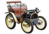 اولین خودروی ساخته شده توسط رنو