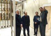 افزایش ظرفیت ترانزیت ارتباطی پایانه مرزی مهران به عراق