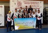 ورزش کارگران ایران با کسب ۶۴ مدال در مسابقات لتونی به کارش خاتمه داد