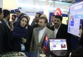 نمایشگاه ایران تلکام 2017 در تاریخ 24 تا 27 مهرماه 96 بر پا می شود